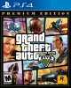 Grand Theft Auto V Premium Online Edition - GTA 5 (PlayStation 4)