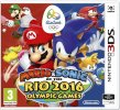 Rabljeno: Mario and Sonic at the Rio 2016 Olympic Games (Nintendo 3DS)